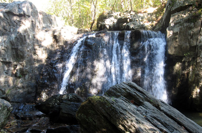 Kilgore Falls(Falling Branch) - 2nd highest falls in Maryland, 25 minutes from my house.